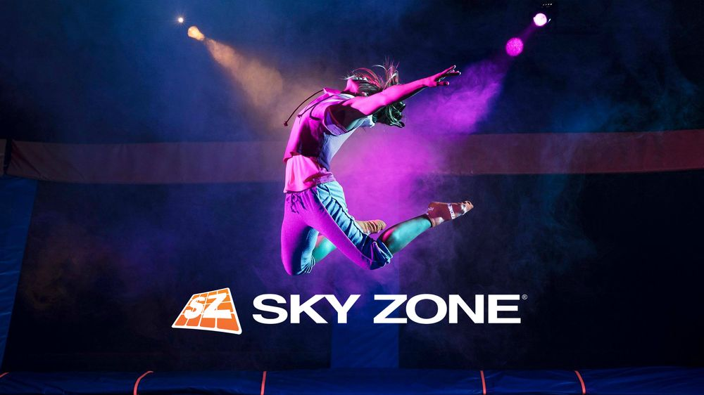 Sky Zone - Sterling: 21070 Southbank St, Sterling, VA