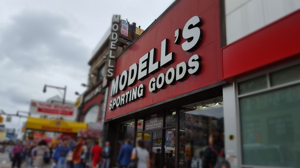 Modell's Sporting Goods: 3912 Main St, Flushing, NY