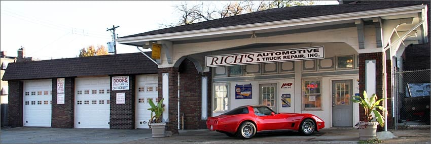 Rich's Automotive & Truck Repair: 3700 Michigan Ave, Saint Louis, MO