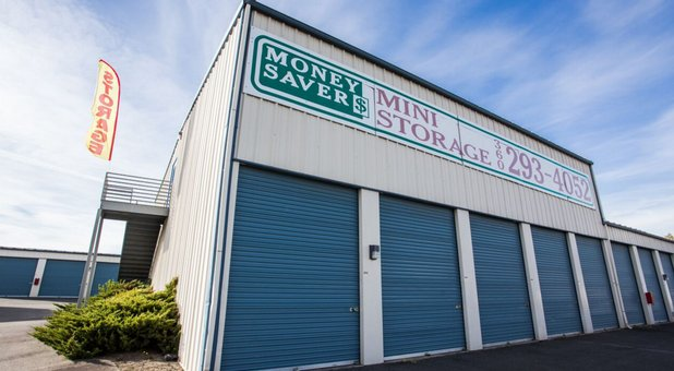 Money Saver Mini Storage: 8842 S March Point Rd, Anacortes, WA