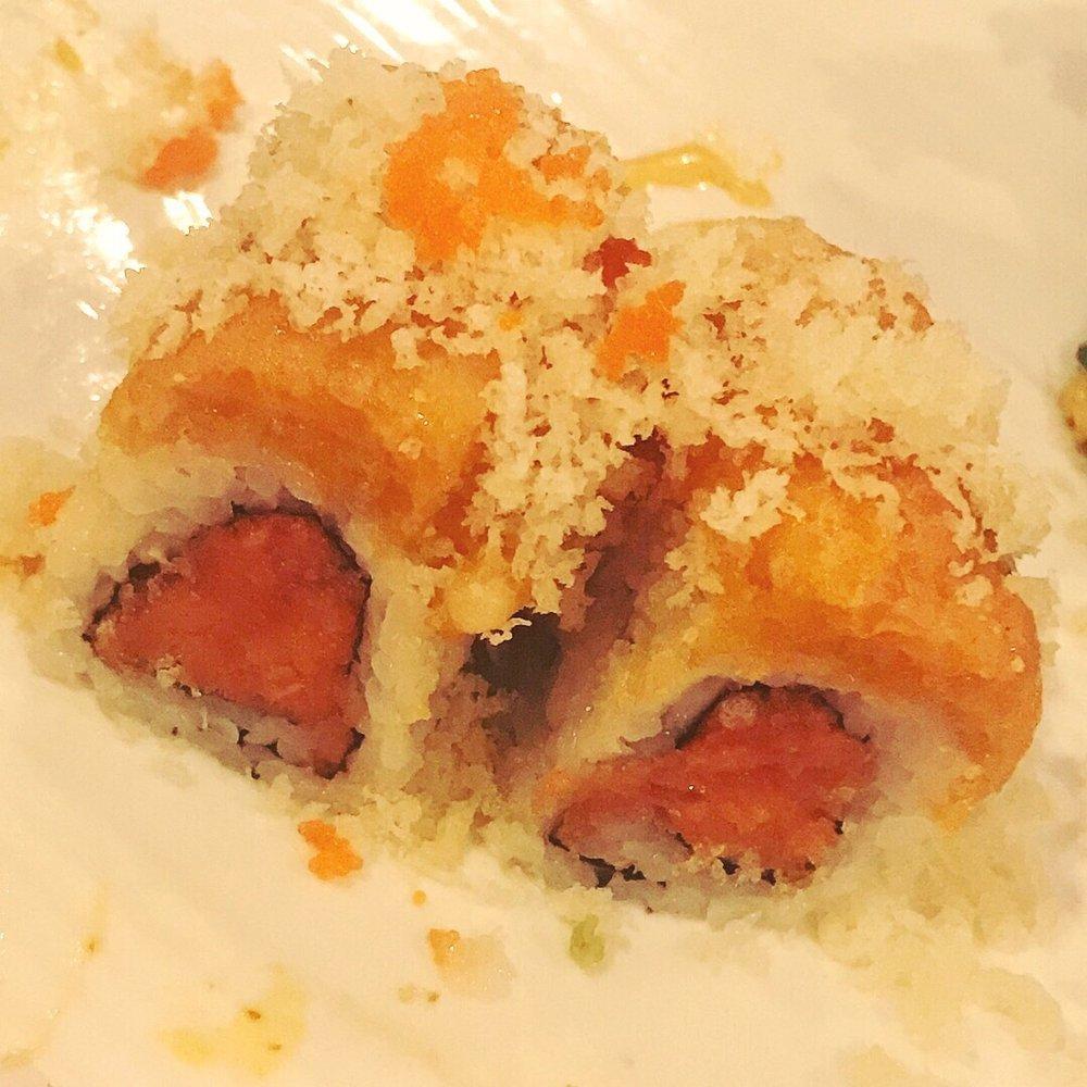 Food from Ichiban East Longmeadow