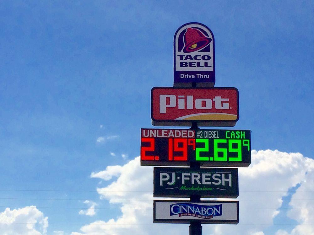Pilot Travel Center: 1310 E US-67, Big Lake, TX