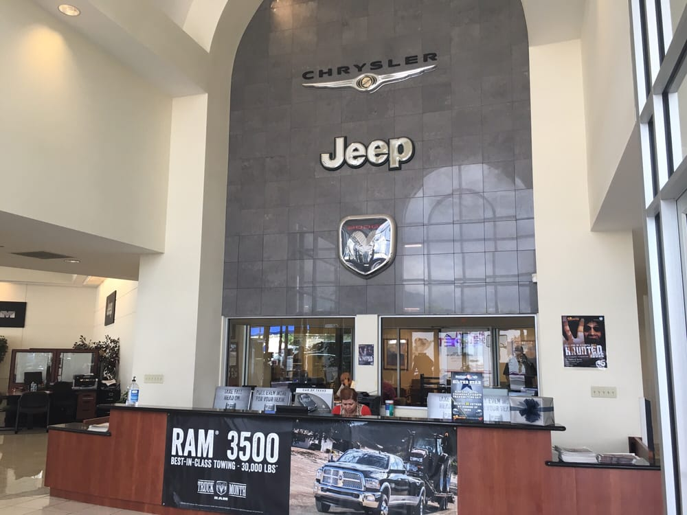 Sunland Park Chrysler Jeep Dodge RAM
