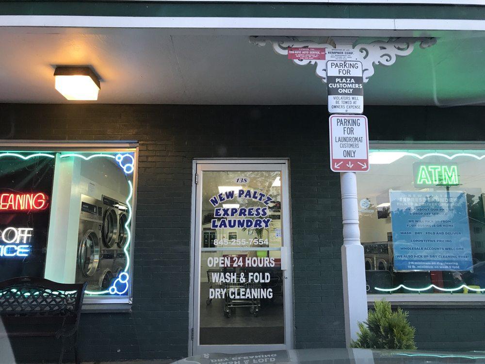 New Paltz Express Laundry: 138 Main St, New Paltz, NY