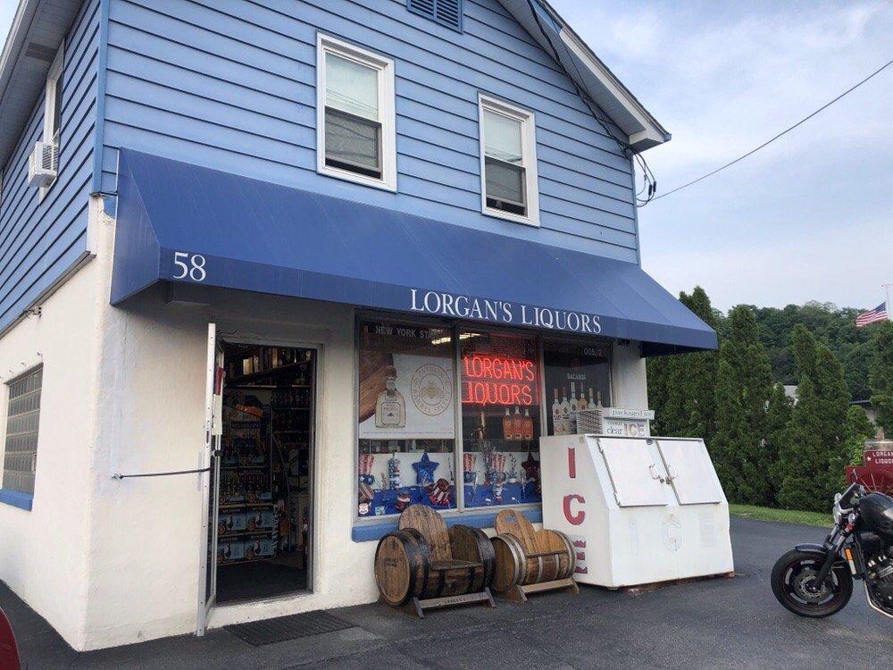 Lorgans Liquors: 58 Brookside Ave, Chester, NY