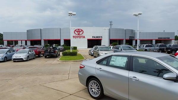 Palmeru0027s Toyota Superstore 470 Schillinger Rd S Mobile, AL Auto Dealers    MapQuest