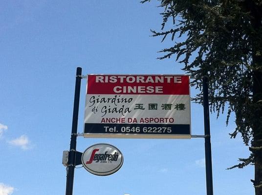 Giardino di giada italian via emilia ponente faenza