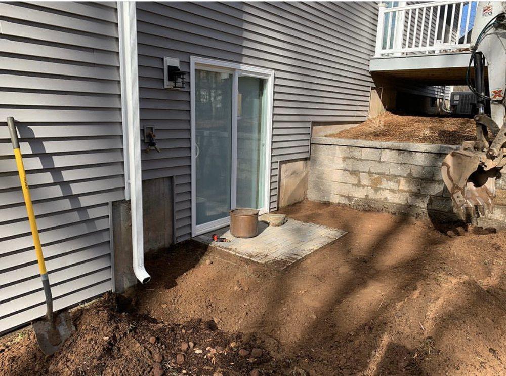 Drainage Experts: 98 West Rd, Ellington, CT
