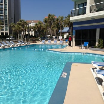 Photo Of Carolina Winds Myrtle Beach Sc United States Pool Area