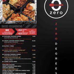 Zero Degrees - Order Food Online - 365 Photos & 155 Reviews - Bubble