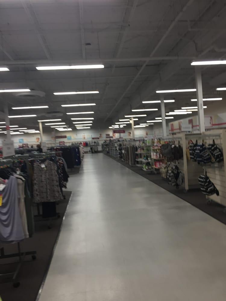 Burlington Coat Factory Of Natick Cloverleaf Center 321 Speen Street Natick Interior Yelp