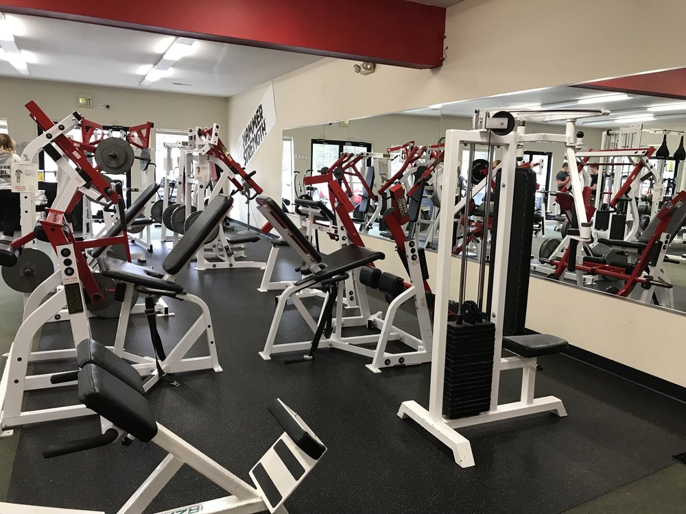 One On One Fitness: 7680 N Government Way, Dalton Gardens, ID