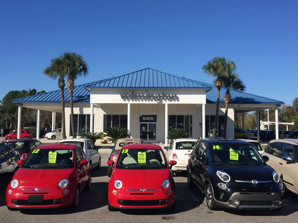 fiat of wilmington - 40 photos - car dealers - 6405 market st