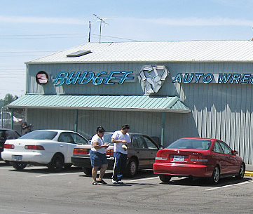 Budget Auto Wrecking: 26205 78th Ave S, Kent, WA