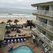 December Mornings Photo Of Surfer Beach Hotel San Go Ca United States
