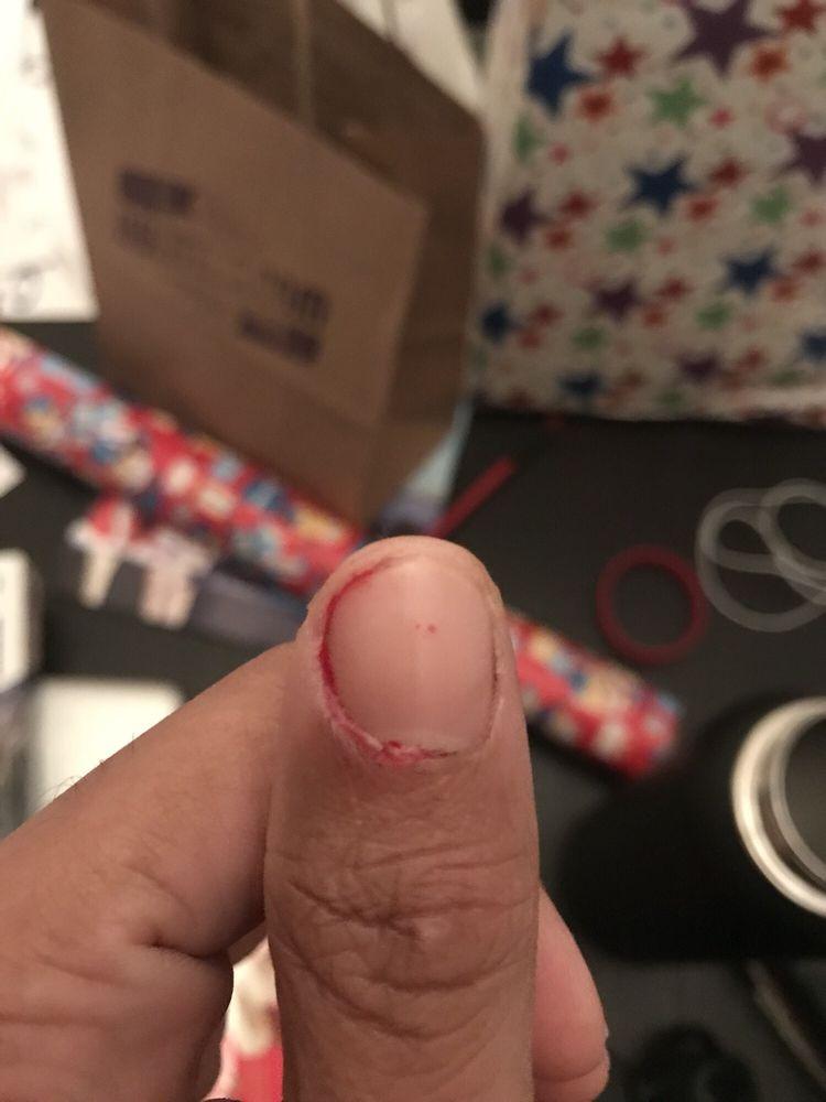 Mantrap Nails