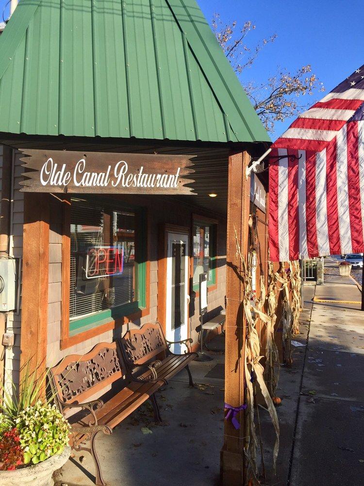 Olde Canal Restaurant: 12045 Lancaster St NE, Millersport, OH