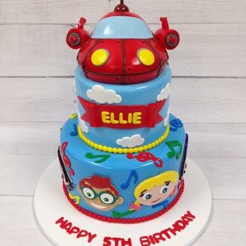 Ele Makes Cakes 284 Photos 111 Reviews Custom Cakes