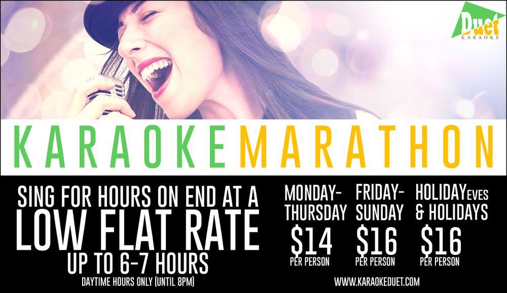Karaoke DUET 35 - 53 W 35th St, Midtown West, New York, NY