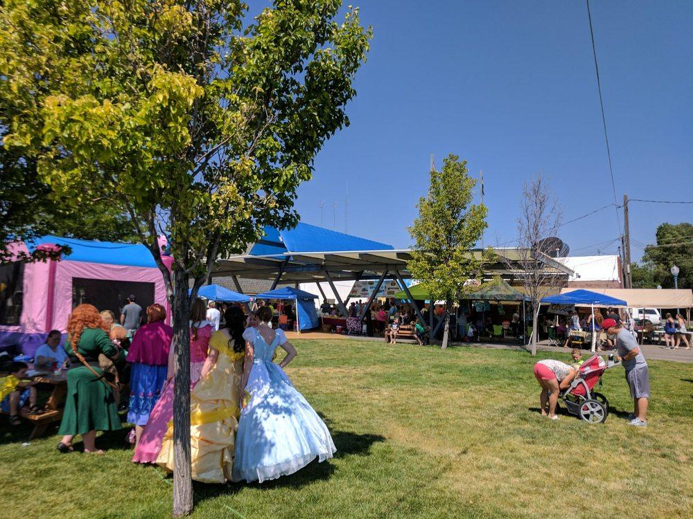 Pocatello Farmer's Market: 300-398 N Union Pacific Ave, Pocatello, ID
