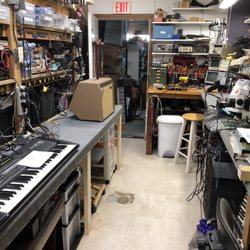 Raymon Brothers Organ & Electronic Equipment Service - 2019