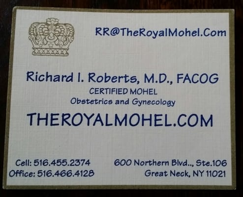 The Royal Mohel 600 Northern Blvd Ste 106 Great Neck Ny Birth