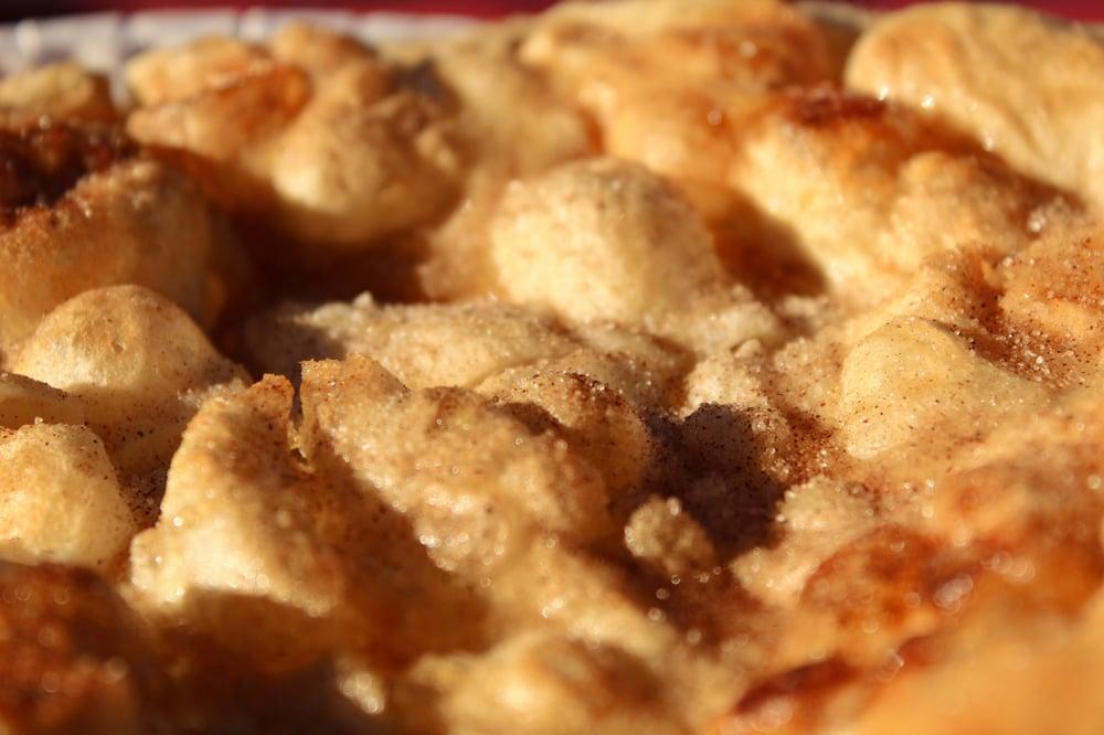 Navajo Fry Bread Cart: 4 Corners Rd, Teec Nos Pos, UT