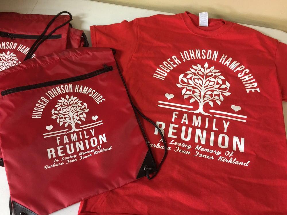Family reunion shirts yelp for Family reunion t shirt printing
