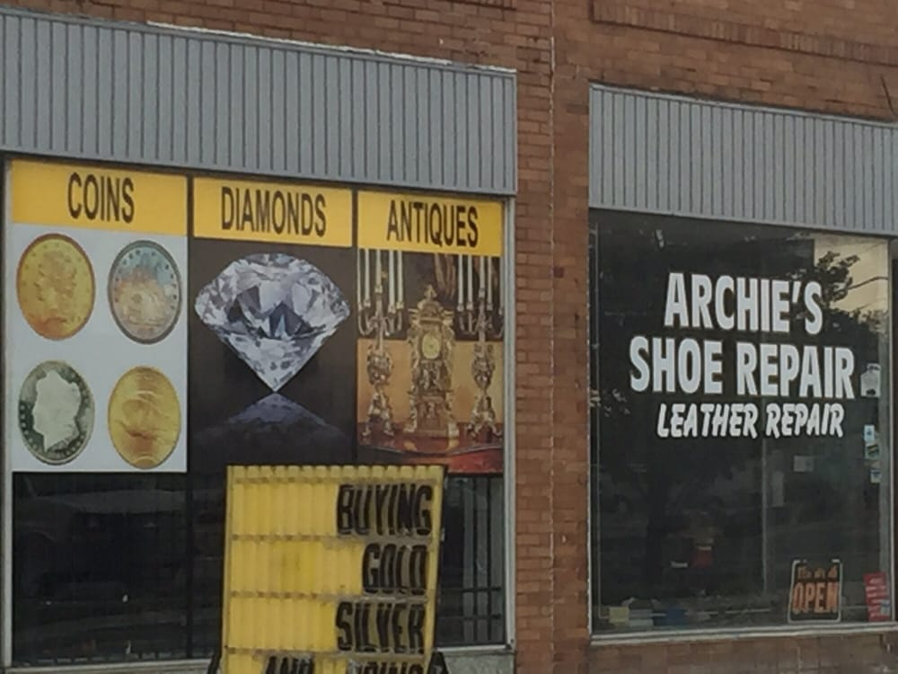 Archie S Shoe Repair Dayton Oh