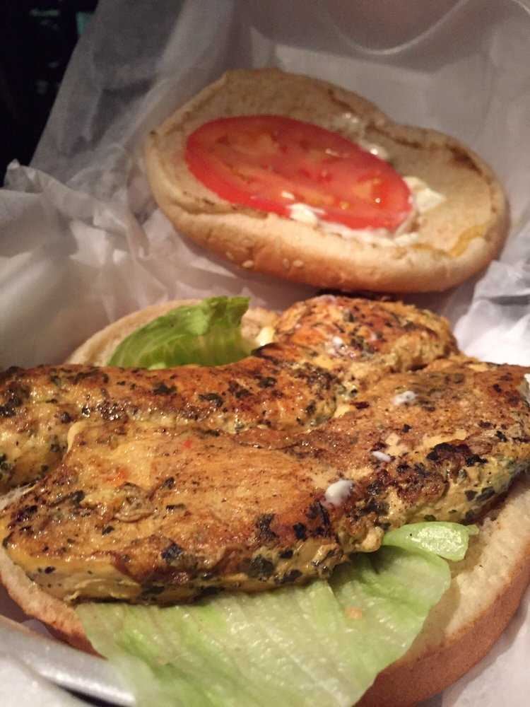 New Texas Fried Chicken