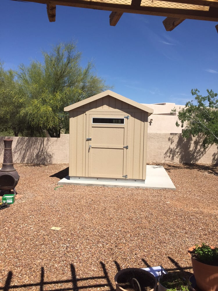 tuff shed tucson as delivered built yelp 2957