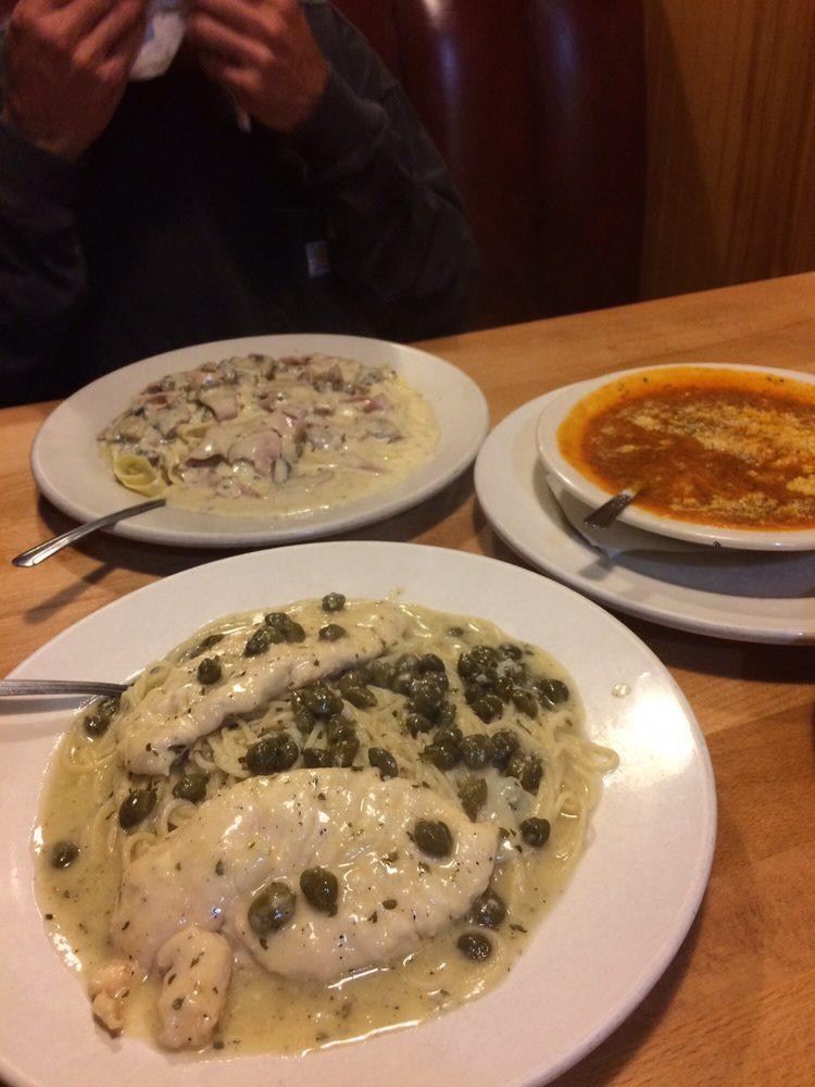 Food from Prima Pasta