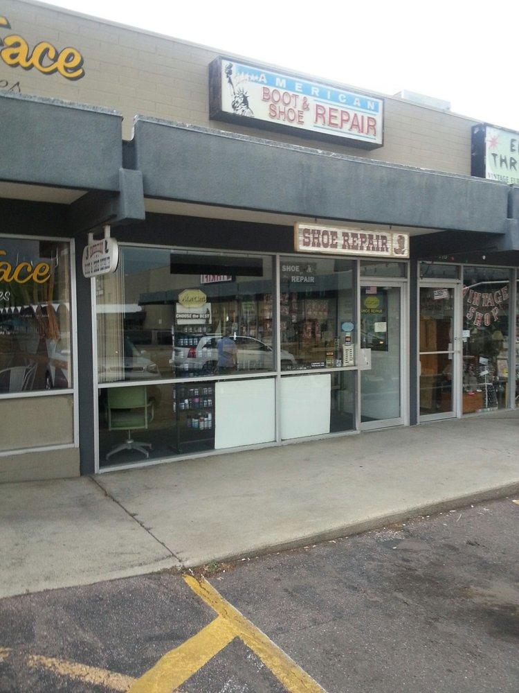 American Boot & Shoe Repair: 420 W Goodwin St, Prescott, AZ