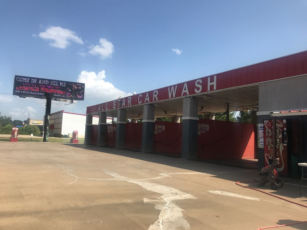 All Star Car Wash: 5835 N Market St, Shreveport, LA