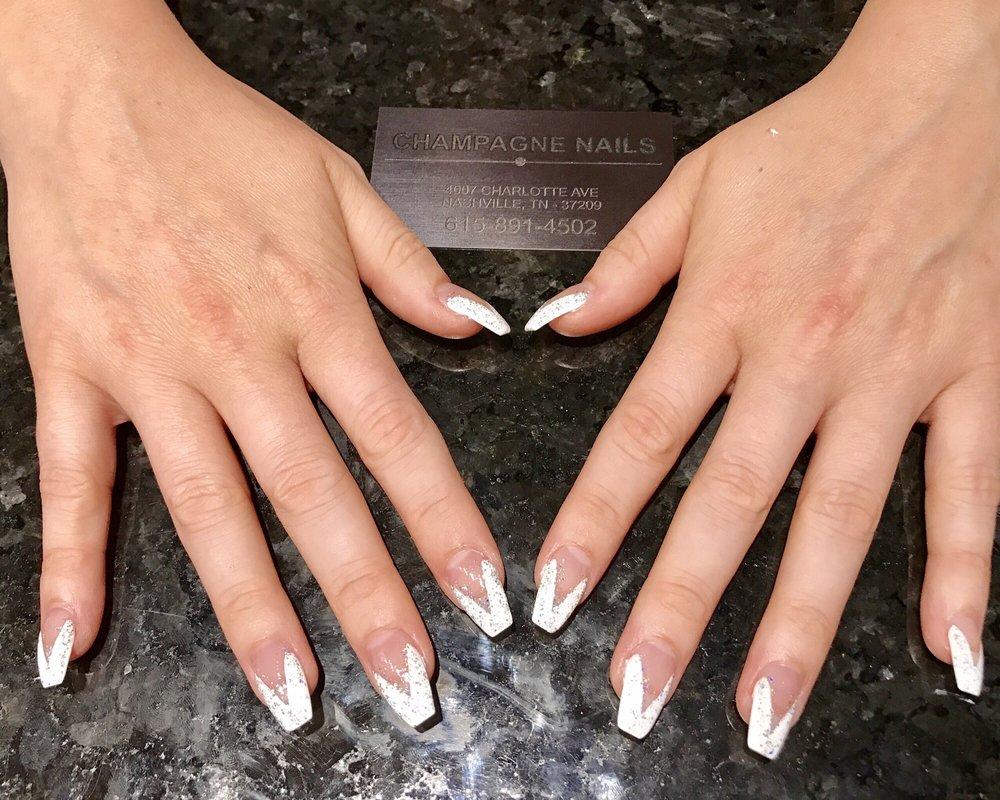 Acrylic nail salons near me - Champagne Nails 132 Photos 56 Reviews Nail Salons 4007 Charlotte Ave Nashville Tn Phone Number Yelp