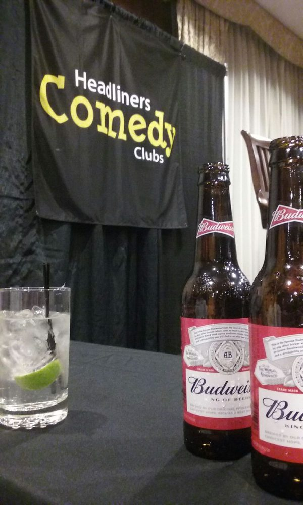 Headliners Comedy Club: 700 Elm St, Manchester, NH