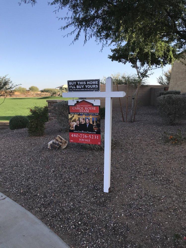 Carol Royse Team - Keller Williams Realty East Valley | 2077 E Warner Rd Ste 110, Tempe, AZ, 85284 | +1 (480) 776-5231
