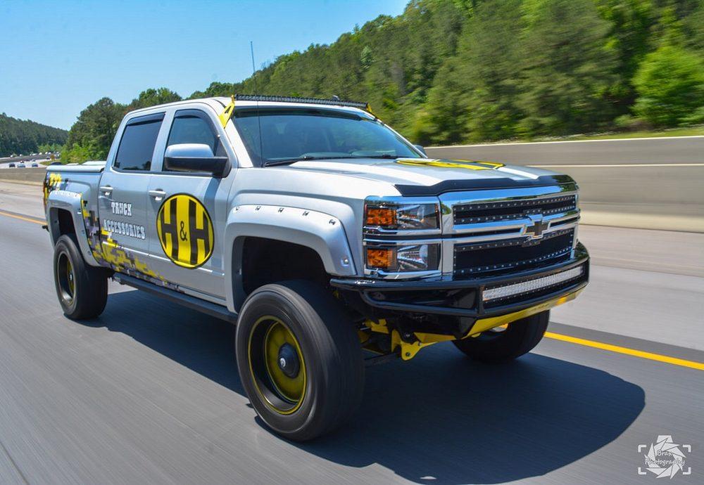 H&H Truck and Outdoor - Gadsden: 103 Thomas Dr, Gadsden, AL