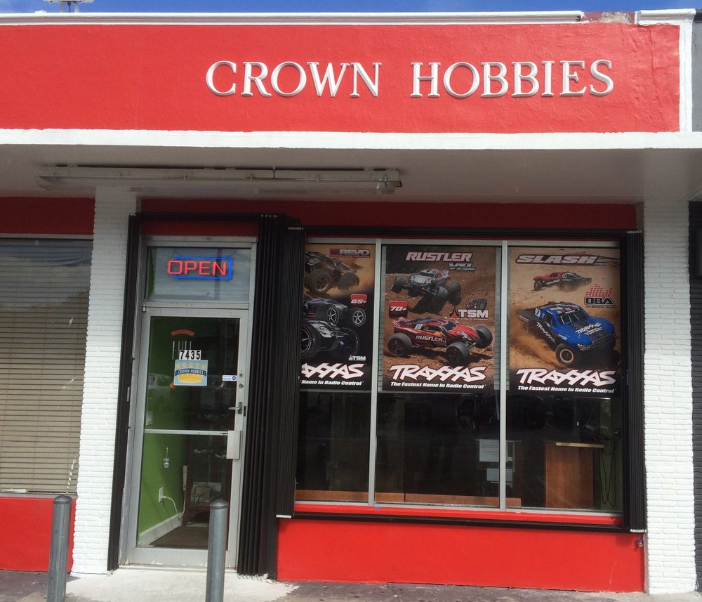 Crown Hobbies. likes · 2 talking about this · 29 were here. Retail store specialized en remote control vehicles (drones, planes, cars, trucks, /5(7).