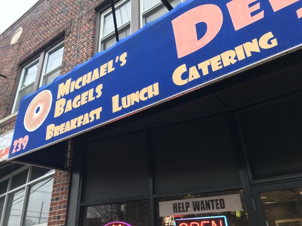 Micheal's Bagel & Deli: 239 S Washington Ave, Bergenfield, NJ