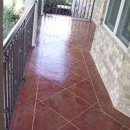 Photo Of Cornerstone Concrete Floor Designs Adamsville Tn United States Scored
