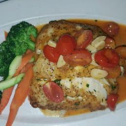 Broadway Bistro - Nyack, NY, United States. Italian cod