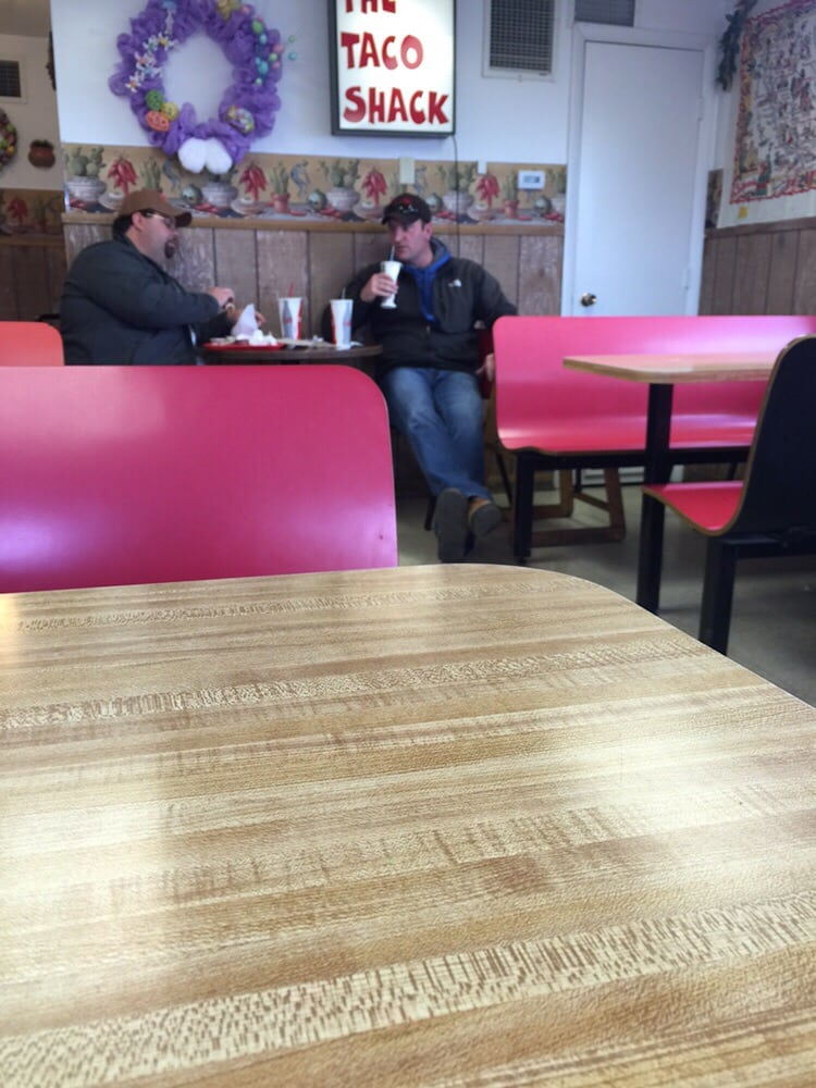 The Taco Shack: 813 1st Ave N, Glasgow, MT