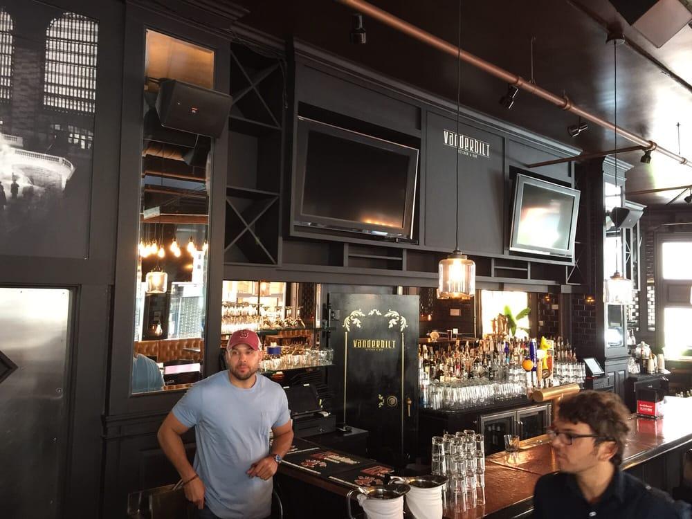 Vanderbilt Kitchen Bar Boston Ma