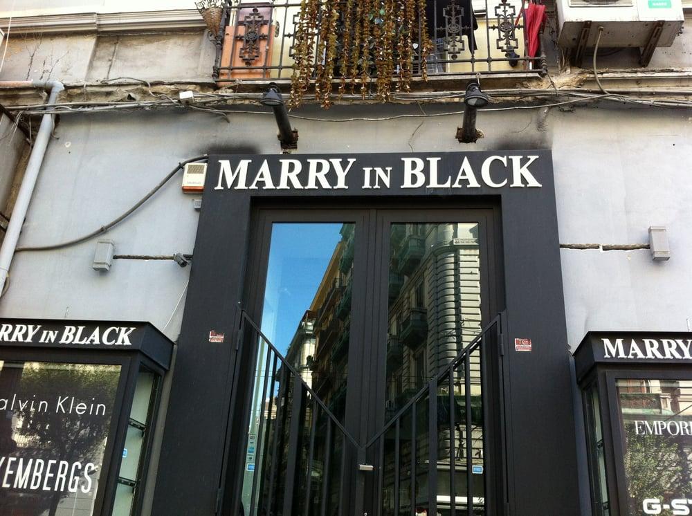 Marry in Black