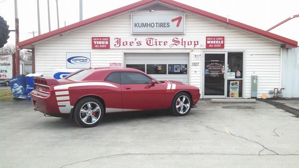 Photos For Joe S Tire Shop Yelp