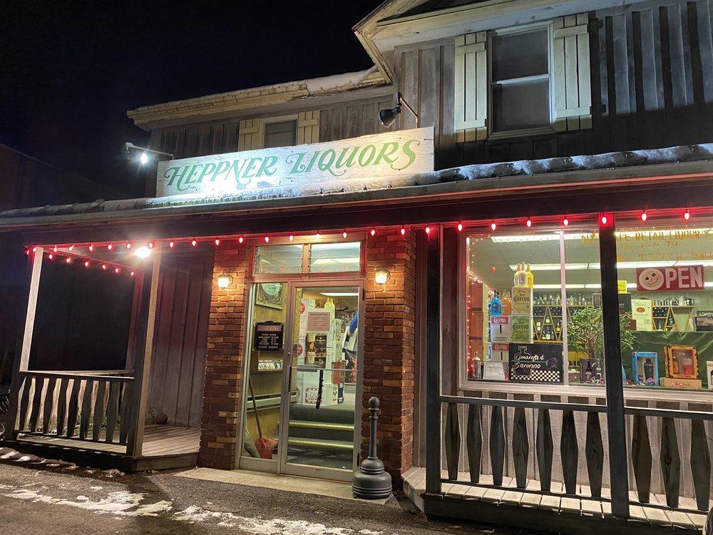 Heppner's Liquor Store: 436 Main St, Arcade, NY