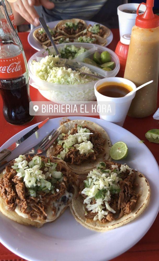 Birrieria El Kora: Av. Alvaro Obregon 413, Heroica Nogales, SON