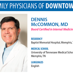 Family Physicians of Downtown - Internal Medicine - 207 W ...