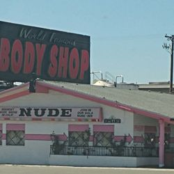 Body club diego san shop strip